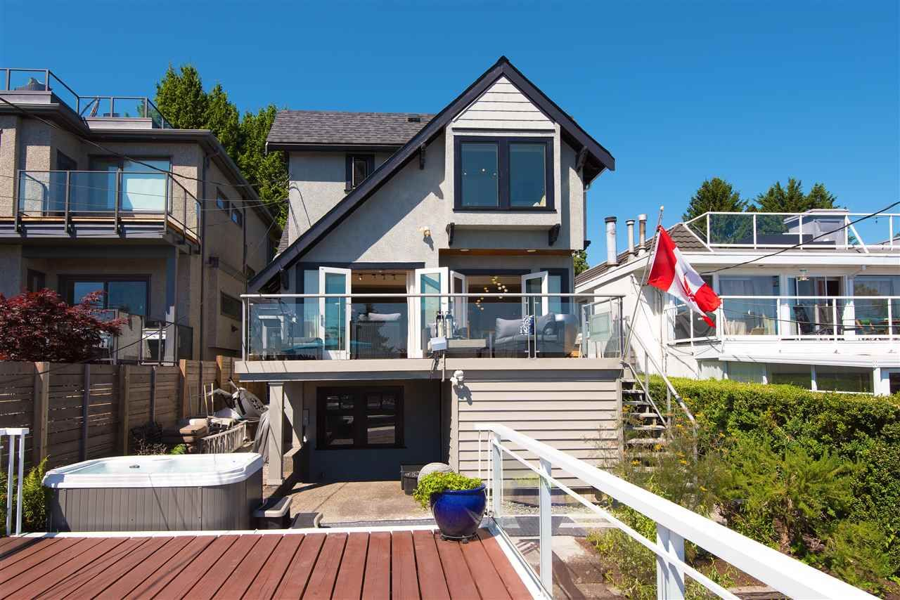 Photo 1: Photos: 3532 BLENHEIM Street in Vancouver: Dunbar House for sale (Vancouver West)  : MLS®# R2353456