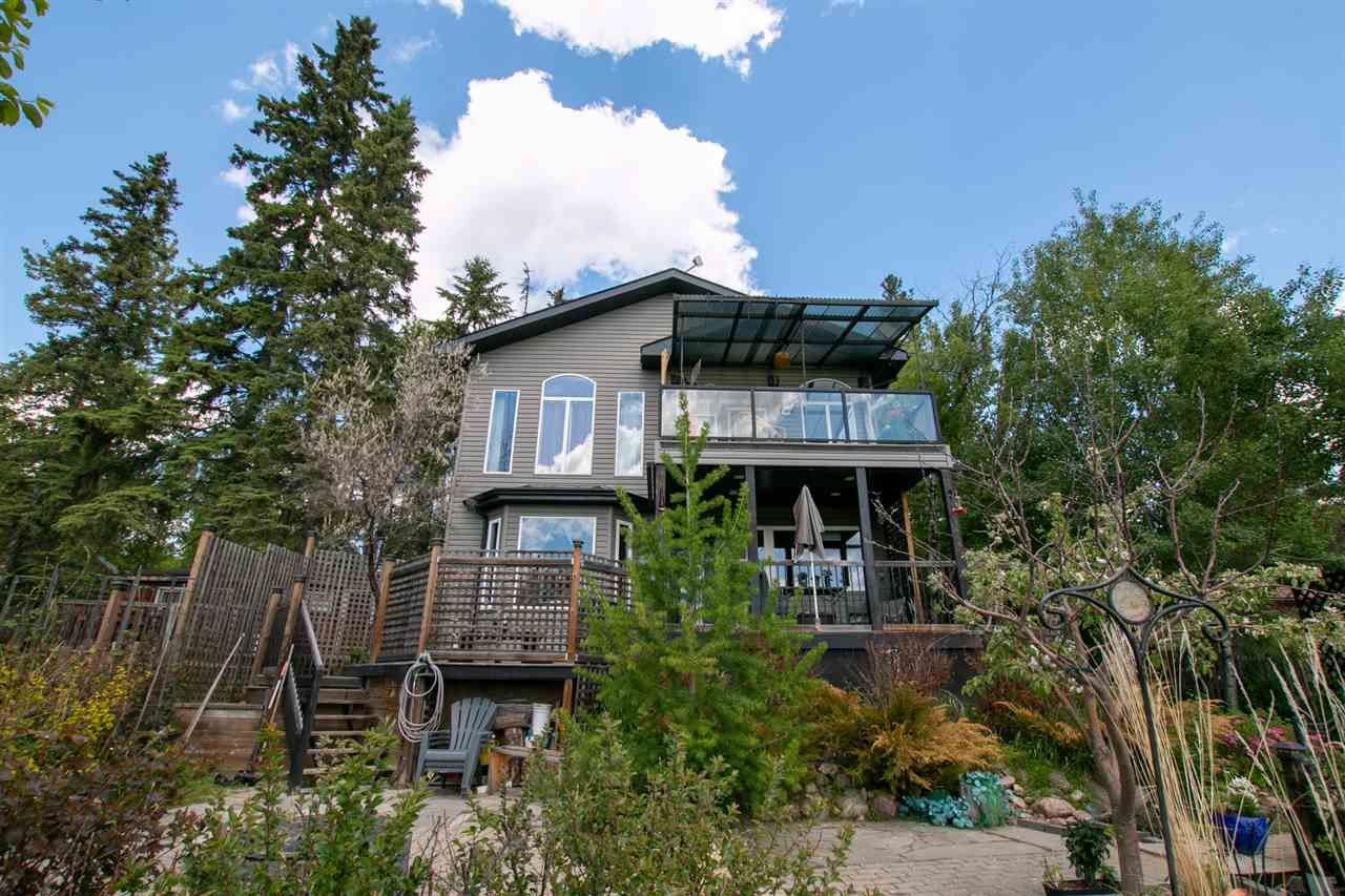 Main Photo: 857 West Cove Drive: Rural Lac Ste. Anne County House for sale : MLS®# E4227834