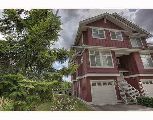 """Main Photo: 3 935 EWEN Avenue in New_Westminster: Queensborough Townhouse for sale in """"COOPERS LANDING"""" (New Westminster)  : MLS®# V773498"""