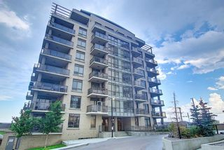 Photo 1: 205 10 Shawnee Hill SW in Calgary: Shawnee Slopes Apartment for sale : MLS®# A1126818