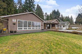 Main Photo: 3569 WELLINGTON Crescent in North Vancouver: Edgemont House for sale : MLS®# R2439846