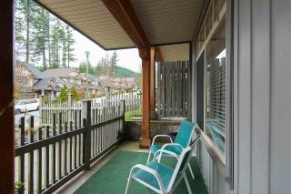 Photo 3: 19 55 HAWTHORN DRIVE in Port Moody: Heritage Woods PM Townhouse for sale : MLS®# R2048256
