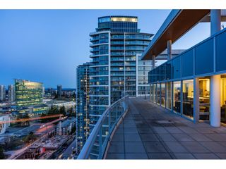 """Photo 26: 2703 13303 CENTRAL Avenue in Surrey: Whalley Condo for sale in """"The Wave at Central City"""" (North Surrey)  : MLS®# R2557786"""