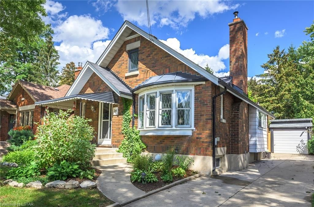 Main Photo: 28 BALMORAL Avenue in London: East C Residential for sale (East)  : MLS®# 40163009