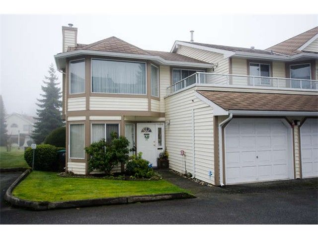 """Main Photo: 49 9279 122ND Street in Surrey: Queen Mary Park Surrey Townhouse for sale in """"Kensington Gate"""" : MLS®# F1400768"""