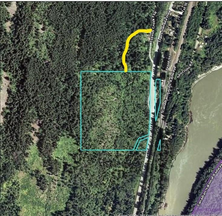 Main Photo: 38030 TRANS CANADA Highway in Yale: Hope Center Land for sale (Hope)  : MLS®# R2622796