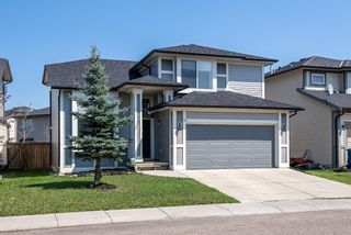 Photo 1: 122 Luxstone Road SW: Airdrie Detached for sale : MLS®# A1129612