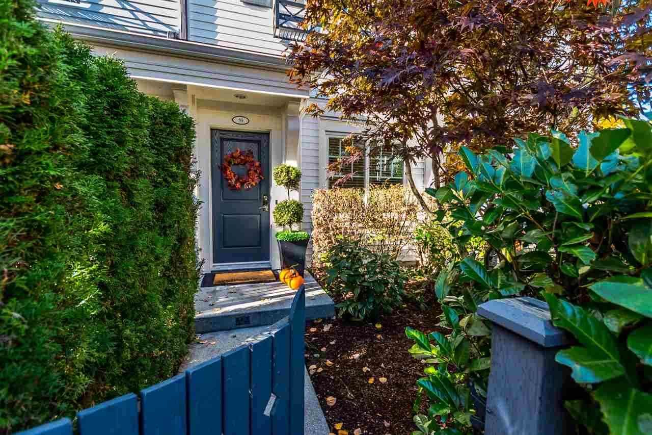 """Main Photo: 59 3010 RIVERBEND Drive in Coquitlam: Coquitlam East Townhouse for sale in """"WESTWOOD"""" : MLS®# R2506159"""