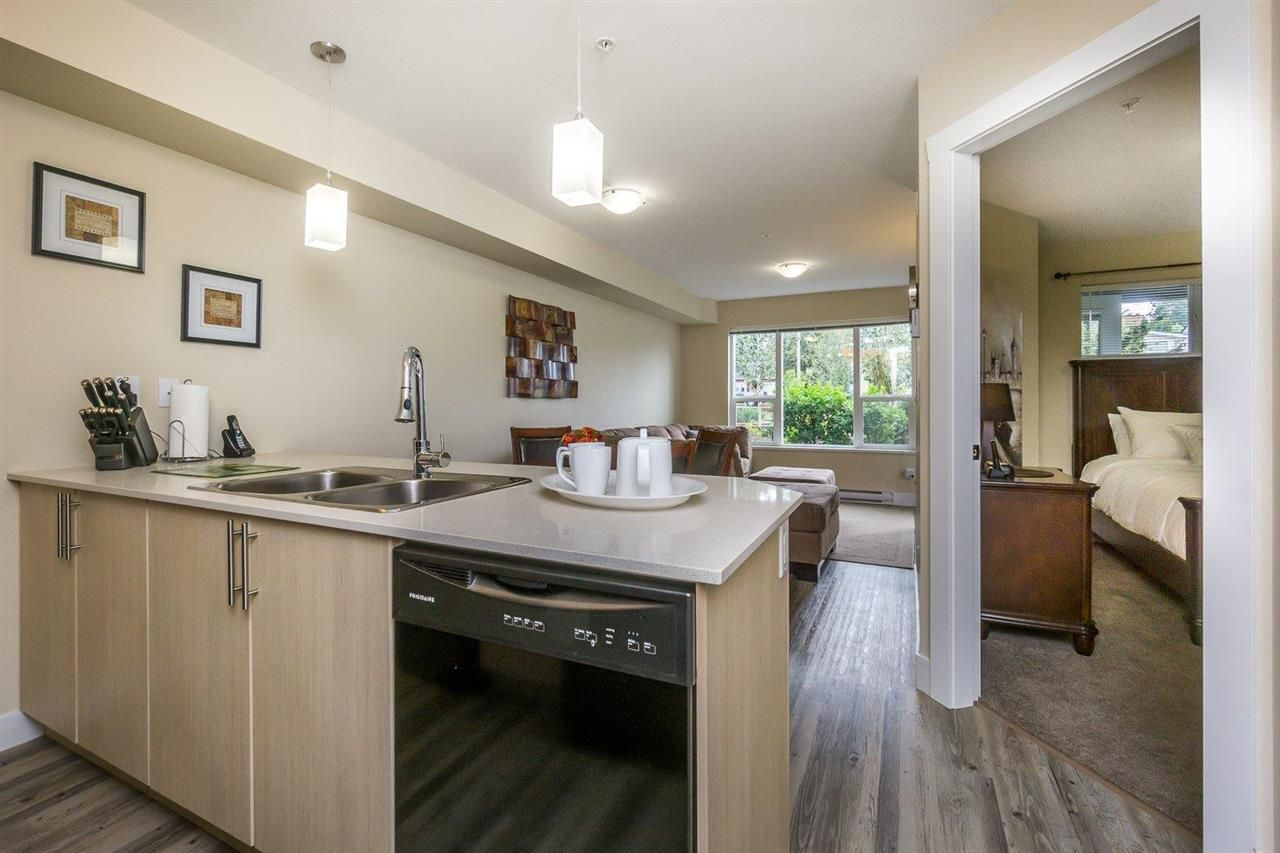 """Main Photo: 104 2565 CAMPBELL Avenue in Abbotsford: Central Abbotsford Condo for sale in """"ABACUS"""" : MLS®# R2591043"""