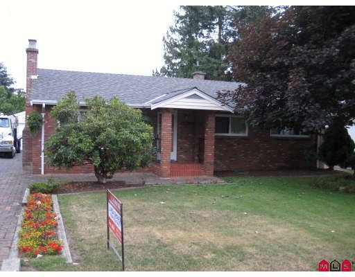 Main Photo: 11082 146TH Street in Surrey: Bolivar Heights House for sale (North Surrey)
