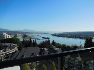 """Photo 1: 1103 11 E ROYAL Avenue in New Westminster: Fraserview NW Condo for sale in """"VICTORIA HILL HIGH-RISE RESIDENCES"""" : MLS®# R2105800"""