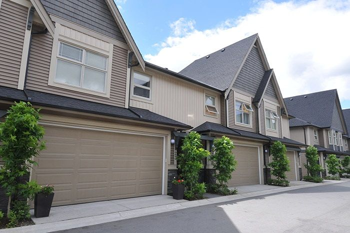 """Main Photo: 23 19095 MITCHELL Road in Pitt Meadows: Central Meadows Townhouse for sale in """"BROGDEN BROWN"""" : MLS®# R2180614"""