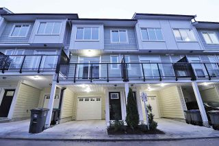 Photo 1: 20 13670 62 AVENUE in Surrey: Sullivan Station Townhouse for sale : MLS®# R2226296