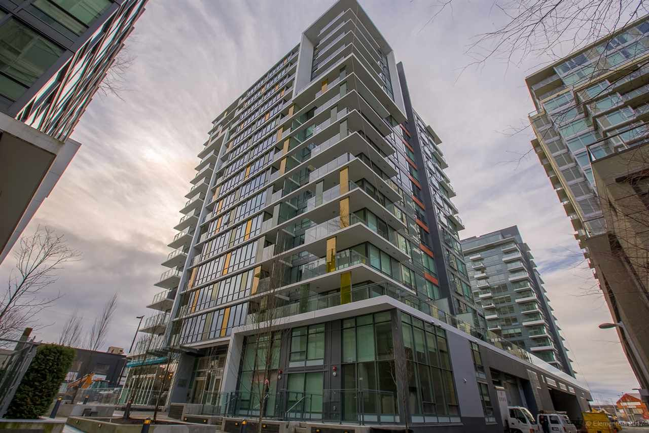 "Main Photo: 602 159 W 2ND Avenue in Vancouver: False Creek Condo for sale in ""TOWER GREEN AT WEST"" (Vancouver West)  : MLS®# R2242190"