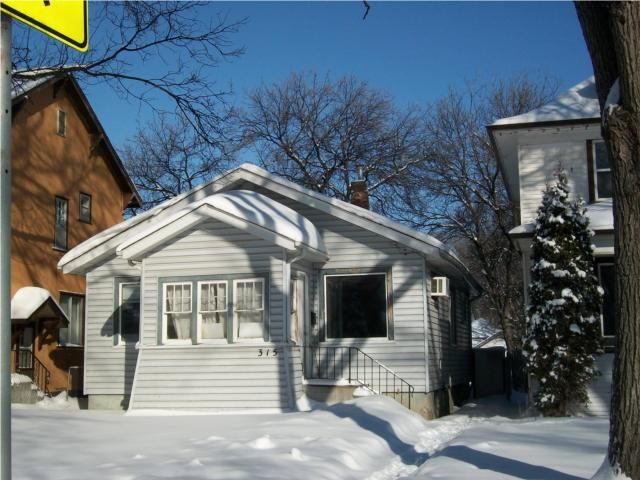 Main Photo: 315 Church Avenue in WINNIPEG: North End Residential for sale (North West Winnipeg)  : MLS®# 1001766