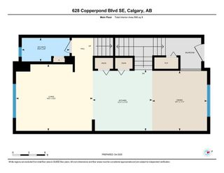Photo 32: 628 Copperpond Boulevard SE in Calgary: Copperfield Row/Townhouse for sale : MLS®# A1104254