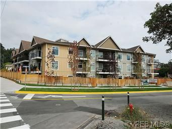 Main Photo: 307 21 Conard St in : VR Hospital Condo for sale (View Royal)  : MLS®# 569639