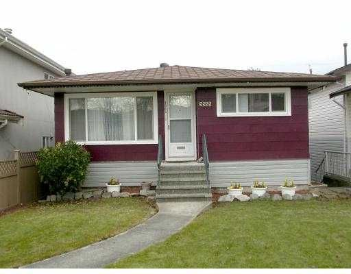Main Photo: 3565 E 27TH Avenue in Vancouver: Renfrew Heights House for sale (Vancouver East)  : MLS®# V753014