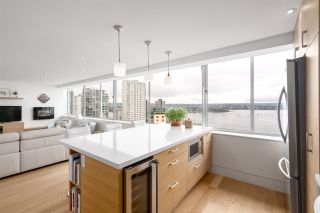 """Photo 11: 1901 1835 MORTON Avenue in Vancouver: West End VW Condo for sale in """"Ocean Towers"""" (Vancouver West)  : MLS®# R2580468"""