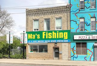 Main Photo: 795 Main Street in Winnipeg: Industrial / Commercial / Investment for sale or lease (4A)  : MLS®# 202102456