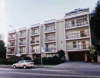 Photo 1: 203 1215 PACIFIC ST in Vancouver: West End VW Condo for sale (Vancouver West)  : MLS®# V570713