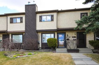 Main Photo: F 4 Manning Street: Red Deer Row/Townhouse for sale : MLS®# A1104079