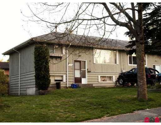 Main Photo: 13124 95TH Ave in Surrey: Queen Mary Park Surrey Duplex for sale : MLS®# F2708052