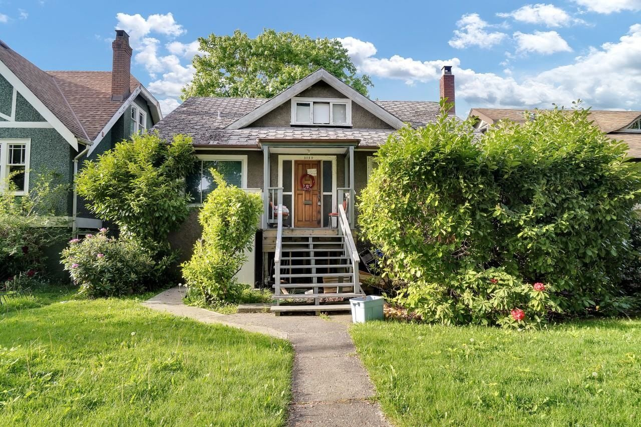 Main Photo: 3159 W 14TH Avenue in Vancouver: Kitsilano House for sale (Vancouver West)  : MLS®# R2620952