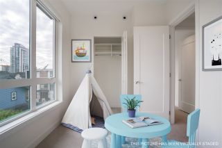 """Photo 15: 16 856 ORWELL Street in North Vancouver: Lynnmour Townhouse for sale in """"CONTINUUM at Nature's Edge"""" : MLS®# R2531960"""