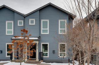 Photo 1: 2614 32 Street SW in Calgary: Killarney/Glengarry Semi Detached for sale : MLS®# A1058294
