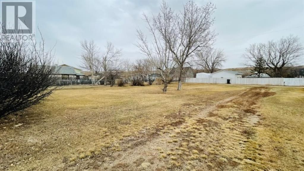 Main Photo: 48 2 Avenue N in Drumheller: Vacant Land for sale : MLS®# A1085479