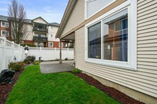 """Photo 26: 101 8485 YOUNG Road in Chilliwack: Chilliwack W Young-Well 1/2 Duplex for sale in """"HAZELWOOD GROVE"""" : MLS®# R2523942"""