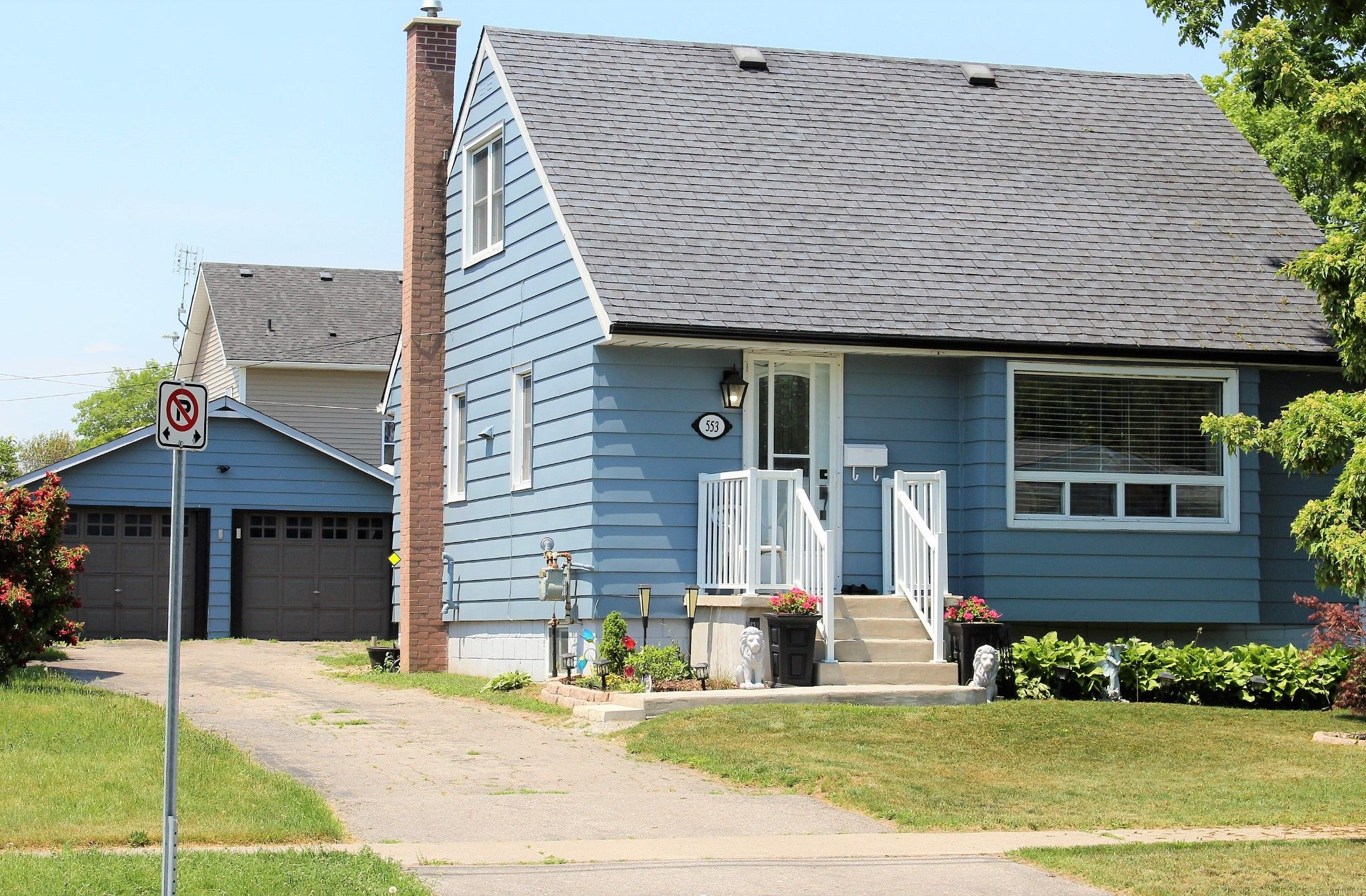 Main Photo: 553 Sinclair Street in Cobourg: House for sale : MLS®# X5268323