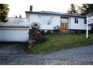 Photo 1: 2324 SOUTHDALE Crescent in Abbotsford: Abbotsford West House for sale : MLS®# F1405566