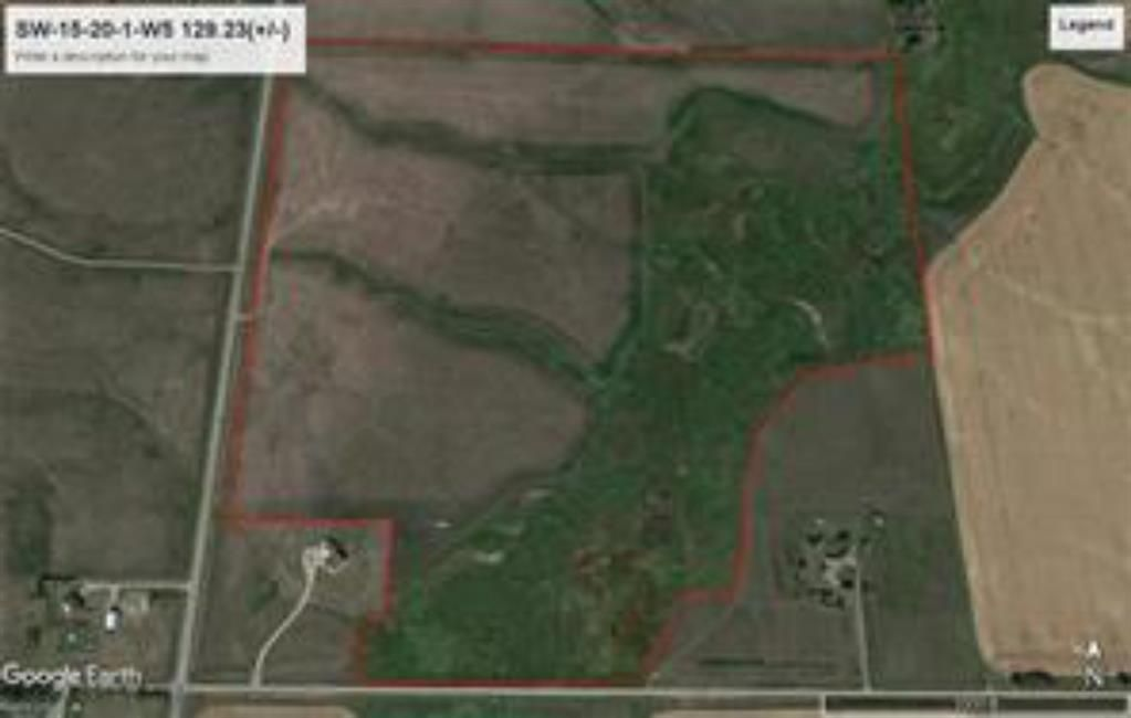 Main Photo: 386181 48 Street W: Rural Foothills County Residential Land for sale : MLS®# A1072182