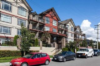 """Photo 1: 115 19939 55A Avenue in Langley: Langley City Condo for sale in """"Madison Crossing"""" : MLS®# R2341570"""