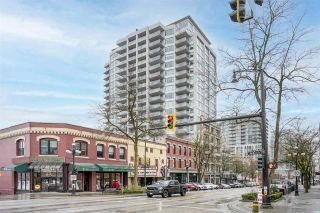 "Photo 1: 1604 668 COLUMBIA Street in New Westminster: Quay Condo for sale in ""TRAPP & HOLBROOK"" : MLS®# R2541245"