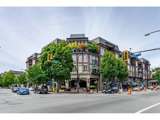 """Photo 1: 405 2627 SHAUGHNESSY Street in Port Coquitlam: Central Pt Coquitlam Condo for sale in """"Villagio"""" : MLS®# R2595502"""