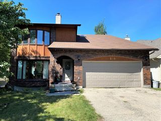 Photo 1: 518 Charleswood Road in Winnipeg: Charleswood Residential for sale (1G)  : MLS®# 202120289