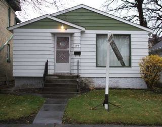 Photo 1: 198 NOTRE DAME Street in WINNIPEG: St Boniface Residential for sale (South East Winnipeg)  : MLS®# 2821147