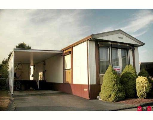 """Main Photo: 50 8254 134TH Street in Surrey: Queen Mary Park Surrey Manufactured Home for sale in """"Westwood Estates"""" : MLS®# F2820379"""