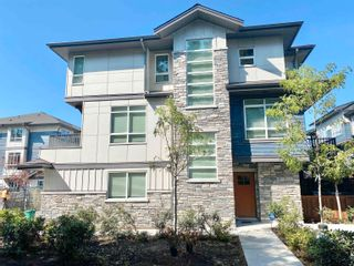 """Photo 1: 49 4991 NO. 5 Road in Richmond: East Cambie Townhouse for sale in """"WEMBLEY"""" : MLS®# R2617047"""