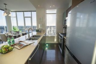 """Photo 2: 1805 7371 WESTMINSTER Highway in Richmond: Brighouse Condo for sale in """"Lotus"""" : MLS®# R2449971"""