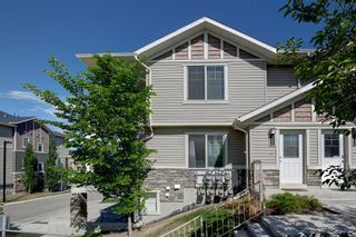 Photo 3: 1714 250 Sage Valley Road NW in Calgary: Sage Hill Row/Townhouse for sale : MLS®# A1120292