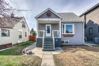 Main Photo: 425 22 Avenue NE in Calgary: Winston Heights/Mountview Detached for sale : MLS®# A1145148