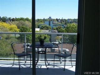 Photo 2: 402 1015 Pandora Ave in VICTORIA: Vi Downtown Condo for sale (Victoria)  : MLS®# 686982