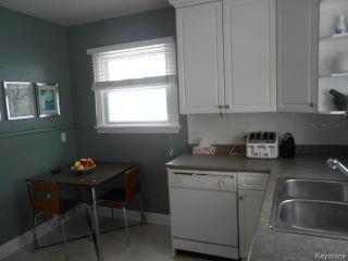 Photo 3: 813 Dominion Street in WINNIPEG: West End / Wolseley Residential for sale (West Winnipeg)  : MLS®# 1404052