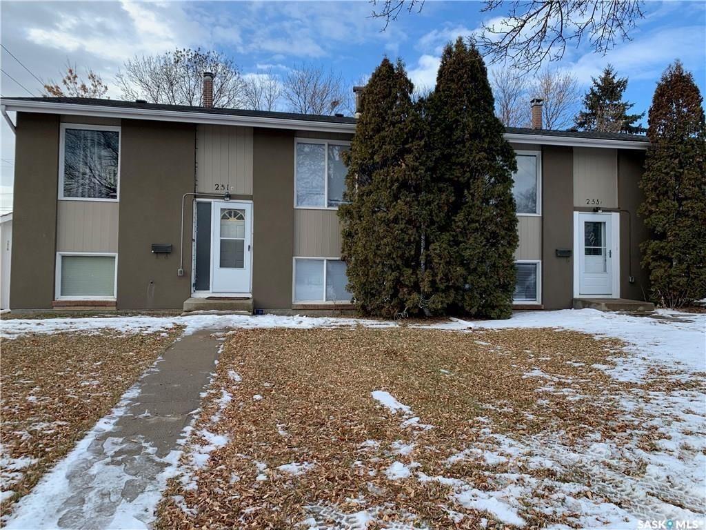 Main Photo: 251-253 Rothwell Crescent in Regina: Glen Elm Park Multi-Family for sale : MLS®# SK871837