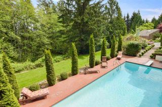 Photo 38: 1249 CHARTWELL Place in West Vancouver: Chartwell House for sale : MLS®# R2625346