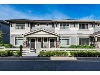 """Photo 1: 24 34230 ELMWOOD Drive in Abbotsford: Central Abbotsford Townhouse for sale in """"Ten Oaks"""" : MLS®# R2466600"""